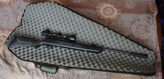 Пневматическая винтовка Hatsan 125 для охоты