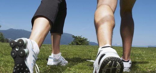 Ходьба - средство для похудения