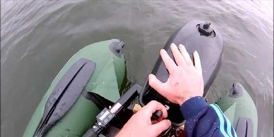 Рыбалка с Лодки в Августе 2019