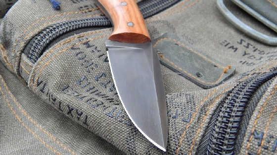 Небольшой, но хороший нож своими руками