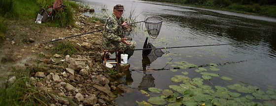 Рыбалка на Оке в Августе 2019