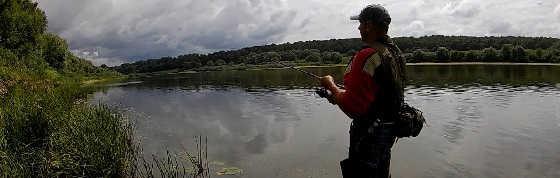 Рыбалка на Оке на Щуку 2019