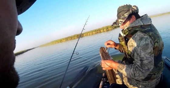 Рыбалка в Первый день августа