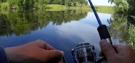 Рыбалка с ультралайтом