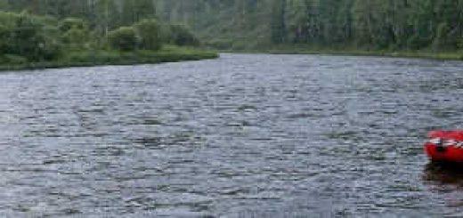 Сплав с рыбалкой