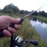 Ультралайт рыбалка в Августе