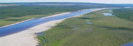 Шесть рек Якутии