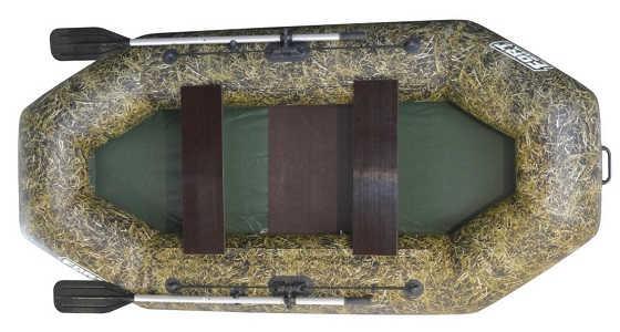 Надувная лодка FORT boat 260 КАМО