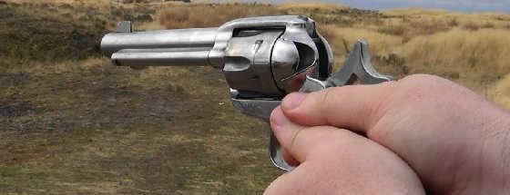 Ruger Vaquero 357
