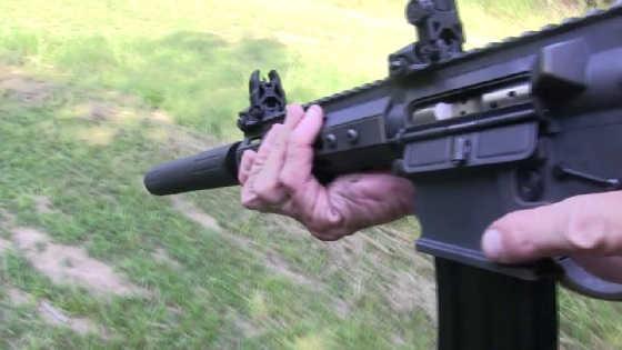 SMI 300 Blackout AR Pistol