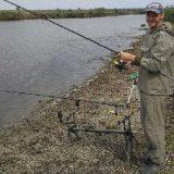 Фидер на реке Ингулец
