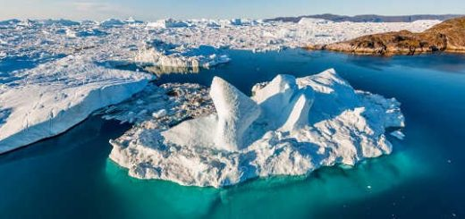 Где находится Гренландия