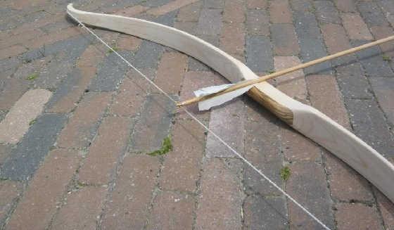 Изготовление лука своими руками