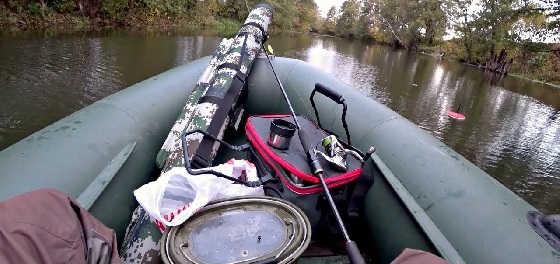 Ловля Щуки на маленькой красивой речке
