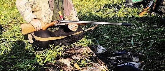 Открытие охоты в Сибири