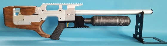 Особенности пневматического оружия