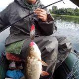 рыбалка и сплав по реке Чулым