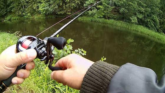 Рыбалка на Спиннинг: Разведка новых мест