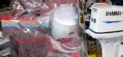 Капитальный ремонт лодочного мотора YAMAHA 9.9D
