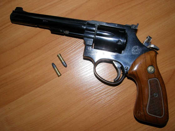 Револьверы малокалиберные