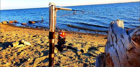 рыбалка на КИТАЙСКИЕ УДОЧКИ