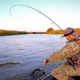 Рыбалка с ночевкой в сентябре