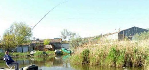 Рыбалка в ОЧАКОВЕ