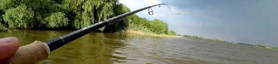 Семейная рыбалка в Астрахани
