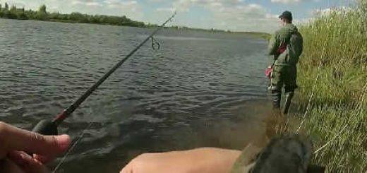 Рыбалка на спиннинг - Западная Двина