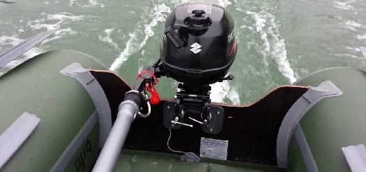 Сравнение пятисильных лодочных моторов