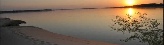 Рыбалка и отдых на Волжских островах