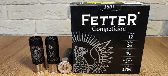 патроны Fetter Competition