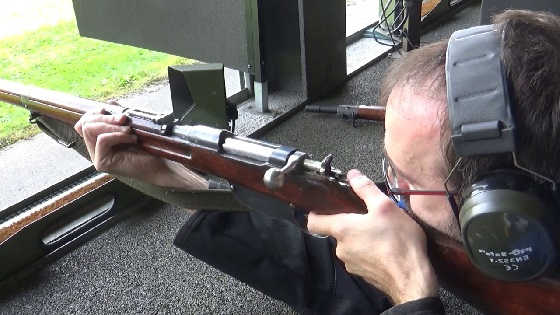 Mannlicher M95 8x50R