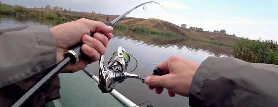 Рыбалка на ЩУКУ в октябре 2019