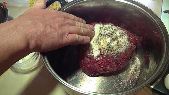 Колбаса из бобра домашняя