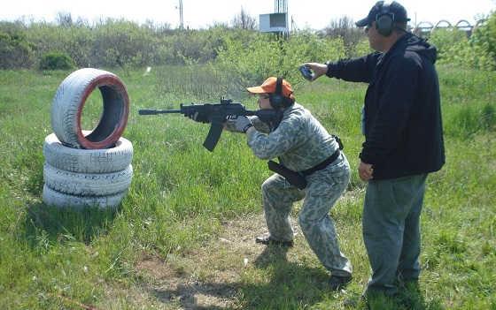 Где легально пострелять из оружия