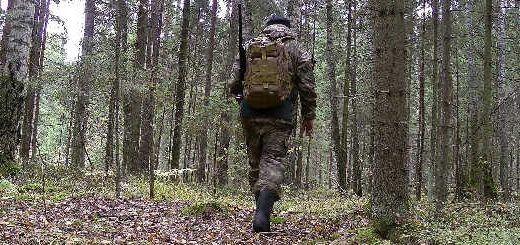 Мембранный костюм для охоты