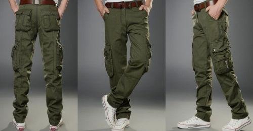 Милитари одежда