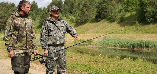 Мужская одежда для охоты, рыбалки, туризма