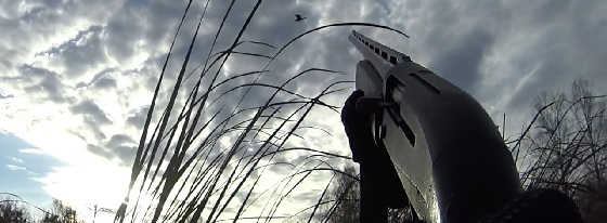 Охота на уток - Рейд по лужам