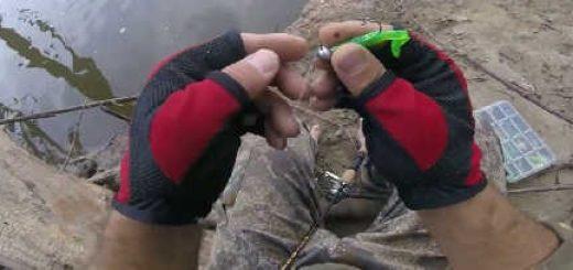 Осенняя рыбалка в Астрахани на джиг
