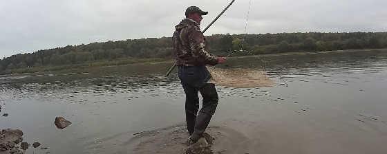 Осенняя Рыбалка на Живца и Рака 2019