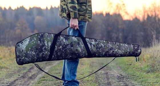 Незаконный протокол за нахождение в охотничьих угодьях с оружием