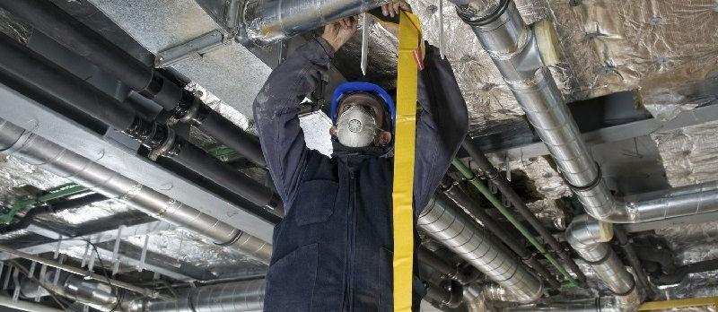 ремонт системы вентиляции в Мытищах недорого