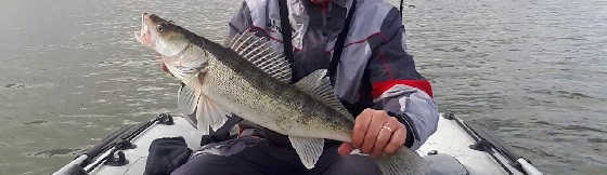 Рыбалка на озере в октябре 2019