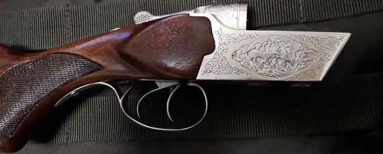 Уникальное ружье ТОЗ-34