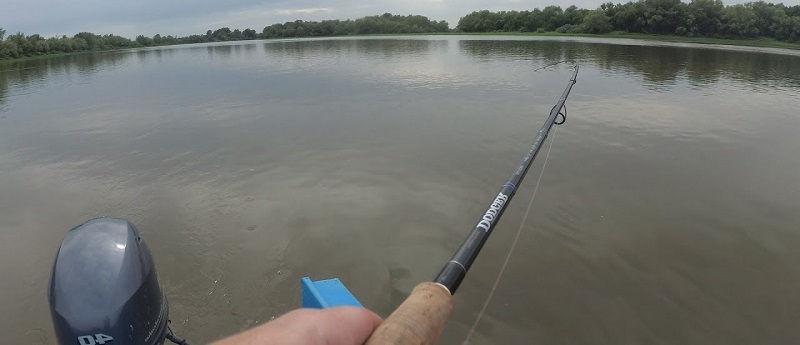 За рыбой в Астраханскую область