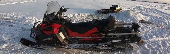 Обзор Ski-Doo Skandic SWT 900 ACE