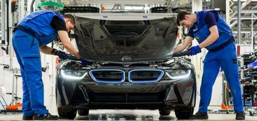 Расширение производства BMW в России