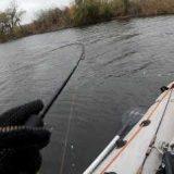 ЖЕСТЬ НА рыбалке